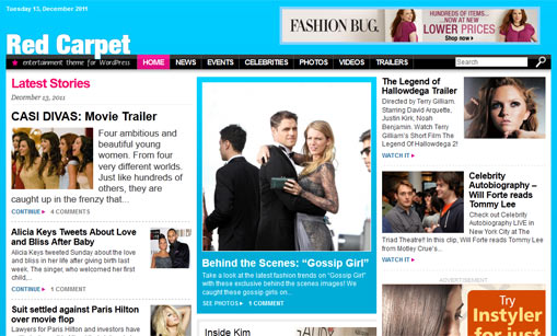 wordpress-celebrity-blog